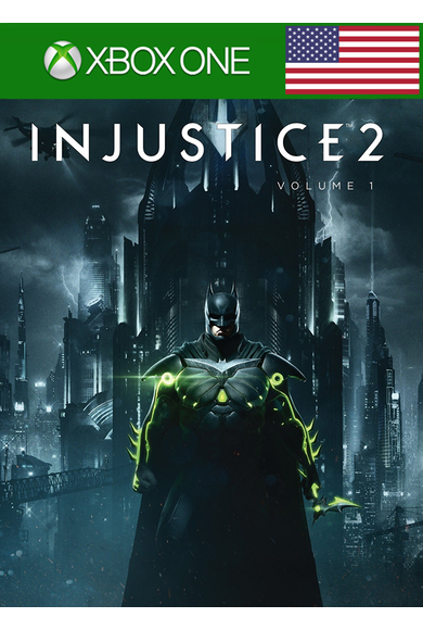 Injustice 2 (USA) (Xbox One)