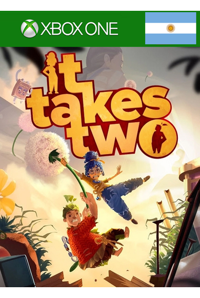 It Takes Two (Argentina) (Xbox One / Series X|S)
