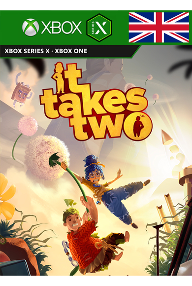 It Takes Two (UK) (Xbox One / Series X|S)