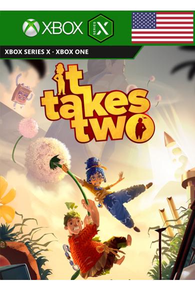 It Takes Two (USA) (Xbox One / Series X|S)