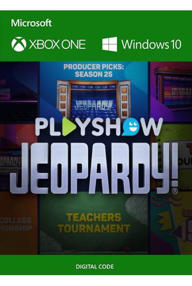 Jeopardy! PlayShow (PC / Xbox One)