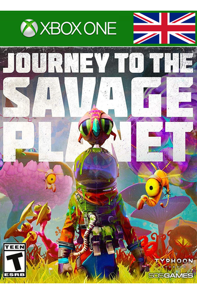 Journey to the Savage Planet (UK) (Xbox One)