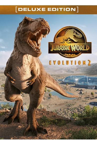 Jurassic World Evolution 2 (Deluxe Edition)