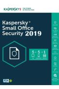 Kaspersky Small Office Security for 5 desktop, 5 mobile, 1 server 1 YEAR