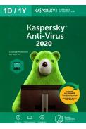 Kaspersky Antivirus 2020 - 1 Device 1 Year