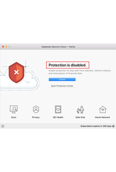 Kaspersky Security Cloud - 5 Device 1 Year