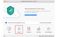 Kaspersky Security Cloud - 5 Device 1 Year