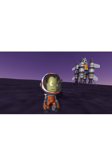 Kerbal Space Program: Breaking Ground Expansion (DLC)