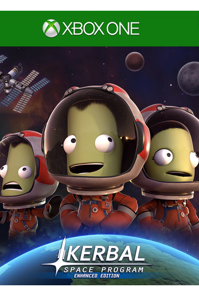 Kerbal Space Program - Enhanced Edition Complete (Xbox One)