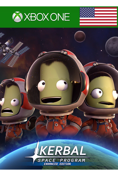 Kerbal Space Program - Enhanced Edition Complete (USA) (Xbox One)