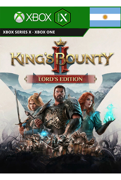 King's Bounty II (2) - Lord's Edition (Argentina) (Xbox One / Series X|S)