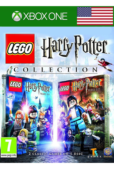 LEGO Harry Potter Collection (USA) (Xbox One)