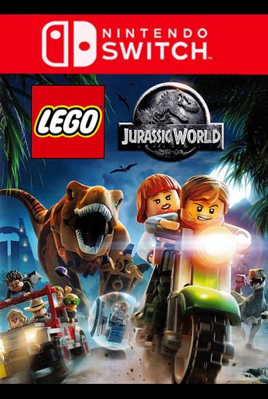 LEGO: Jurassic World (Switch)
