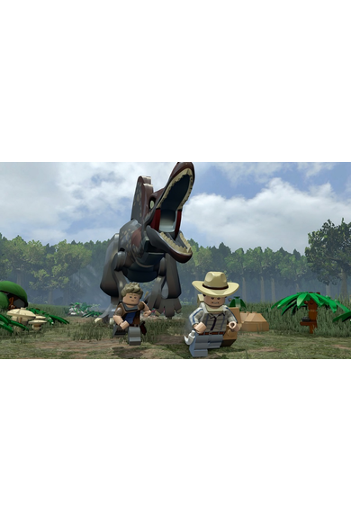 LEGO: Jurassic World (PS4)