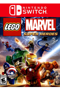 LEGO Marvel Super Heroes (Switch)