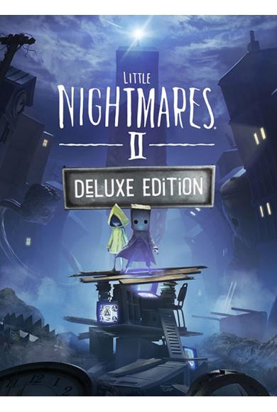 Little Nightmares II (2) (Deluxe Edition)