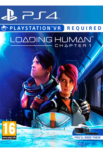 Loading Human: Chapter 1 (VR) (PS4)