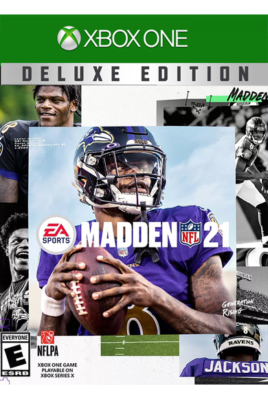 Madden NFL 21 - Deluxe Edition (Xbox One)