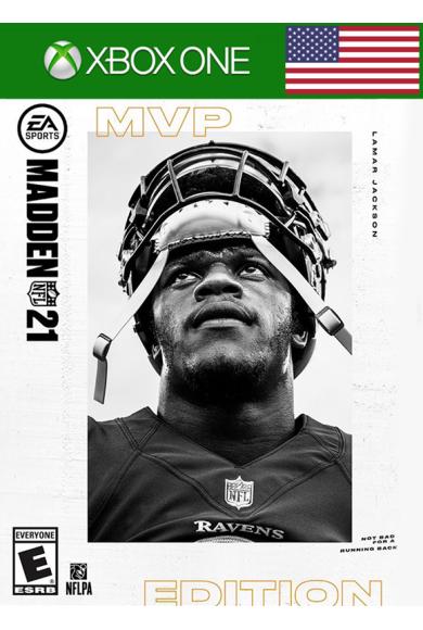 Madden NFL 21 - MVP Edition (USA) (Xbox One)