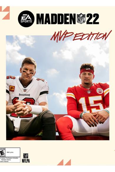 Madden NFL 22 (MVP Edition)