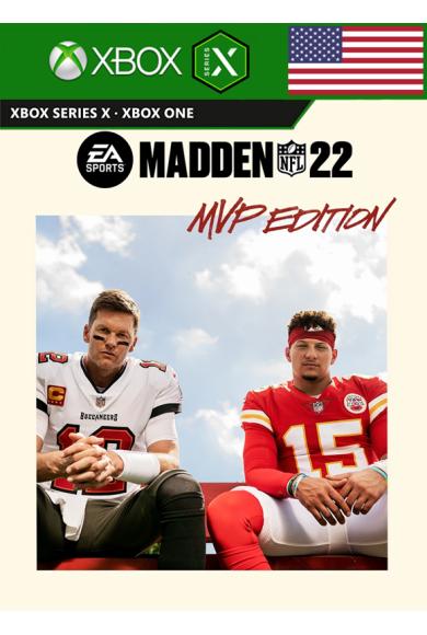 Madden NFL 22 - MVP Edition (USA) (Xbox One / Series X|S)