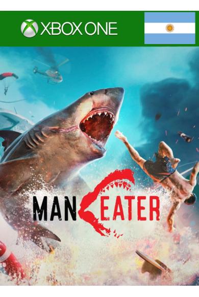Maneater (Argentina) (Xbox One)