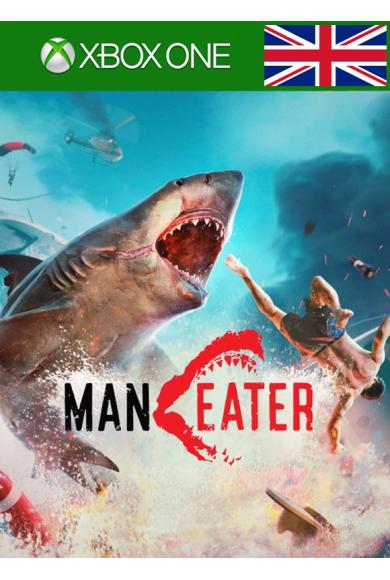 Maneater (UK) (Xbox One)
