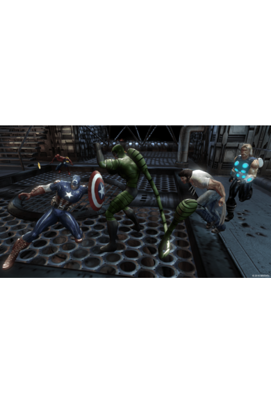 Marvel: Ultimate Alliance Bundle (PS4)