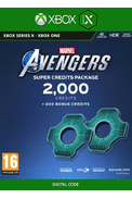 Marvel's Avengers - 2000 Heroic Credits Pack (Xbox One / Series X)