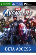 Marvel's Avengers - BETA ACCESS (PC/ XBOX ONE/ PS4)