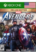 Marvel's Avengers - Deluxe Edition (USA) (Xbox One)