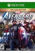 Marvel's Avengers - Deluxe Edition (Xbox One)