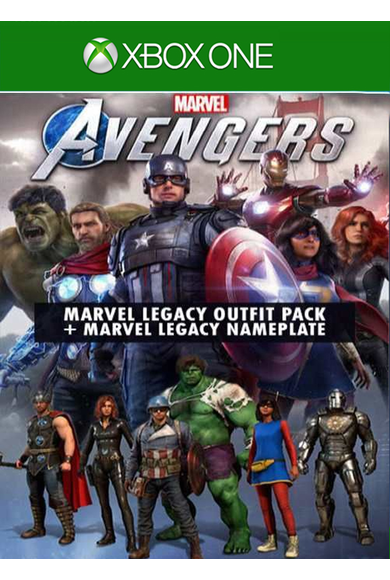 Marvel's Avengers - (Legacy Outfit Pack + Nameplate) (DLC) (Xbox One)