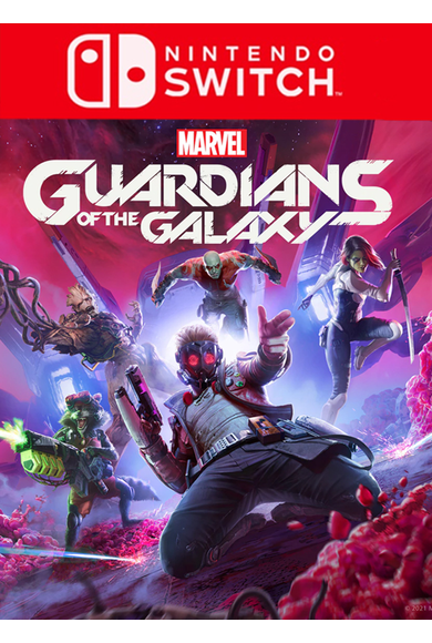 Marvel's Guardians of the Galaxy (Switch)