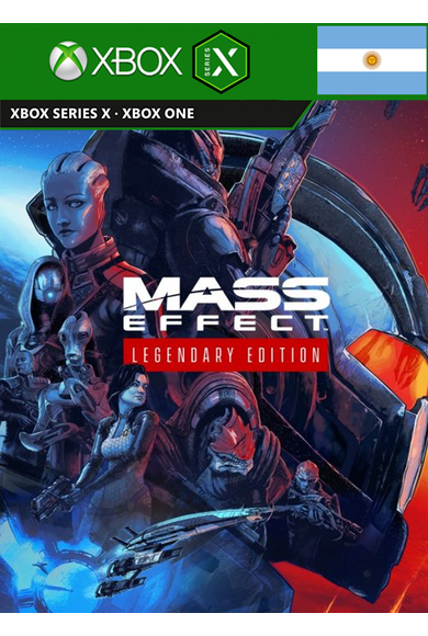 Mass Effect - Legendary Edition (Argentina) (Xbox One / Series X|S)