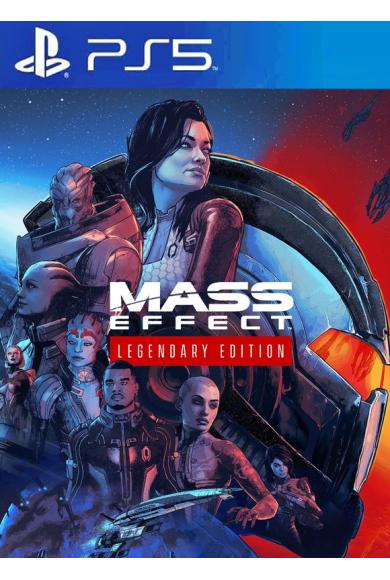 Mass Effect - Legendary Edition (PS5)