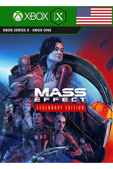 Mass Effect - Legendary Edition (USA) (Xbox One / Series X S)