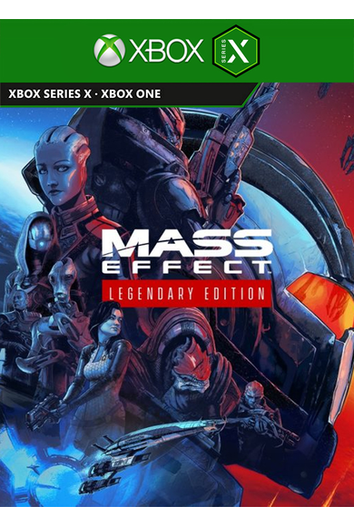 Mass Effect - Legendary Edition (Xbox One / Series X|S)
