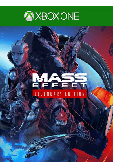 Mass Effect - Legendary Edition (Xbox One)