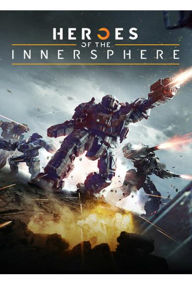 MechWarrior 5 Mercenaries - Heroes of the Inner Sphere (DLC)
