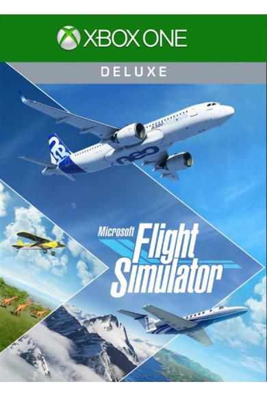 Microsoft Flight Simulator - Deluxe Edition (Xbox One)