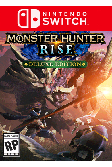 Monster Hunter Rise - Deluxe Edition (Switch)