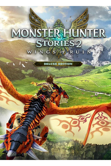 Monster Hunter Stories 2: Wings of Ruin (Deluxe Edition)