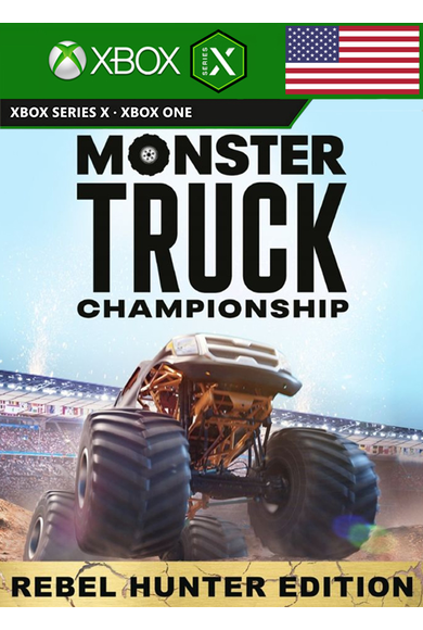 Monster Truck Championship - Rebel Hunter Edition (USA) (Xbox One / Series X)