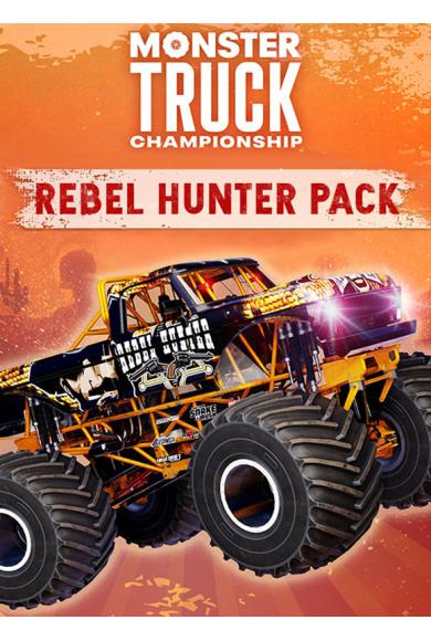 Monster Truck Championship Rebel Hunter Pack (DLC)
