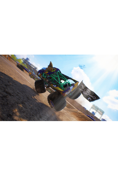Monster Truck Championship - Rebel Hunter Edition (Xbox One / Series X)