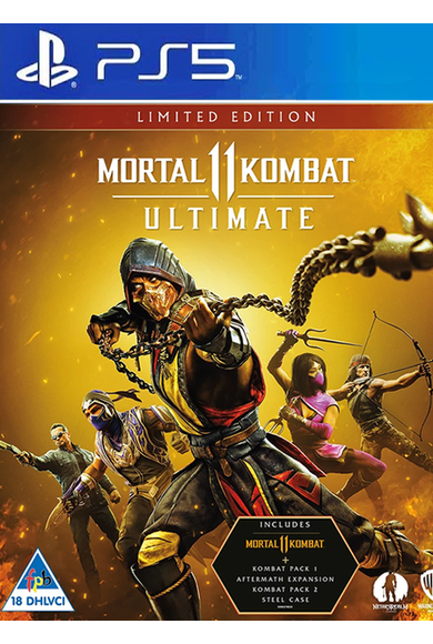 Mortal Kombat 11 - Ultimate Edition (PS5)