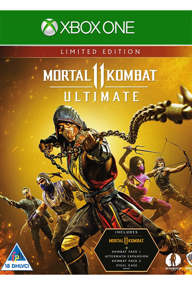 Mortal Kombat 11 - Ultimate Edition (Xbox One)