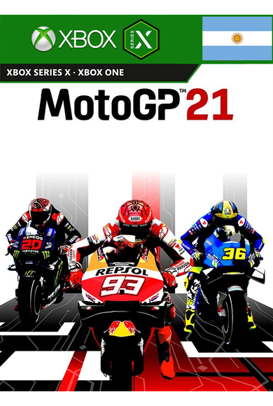 MotoGP 21 (Argentina) (Xbox One / Series X|S)