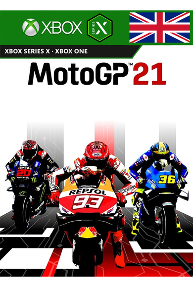 MotoGP 21 (UK) (Xbox One / Series X|S)